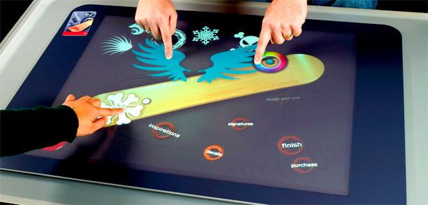 Mazedia & Microsoft SURFACE