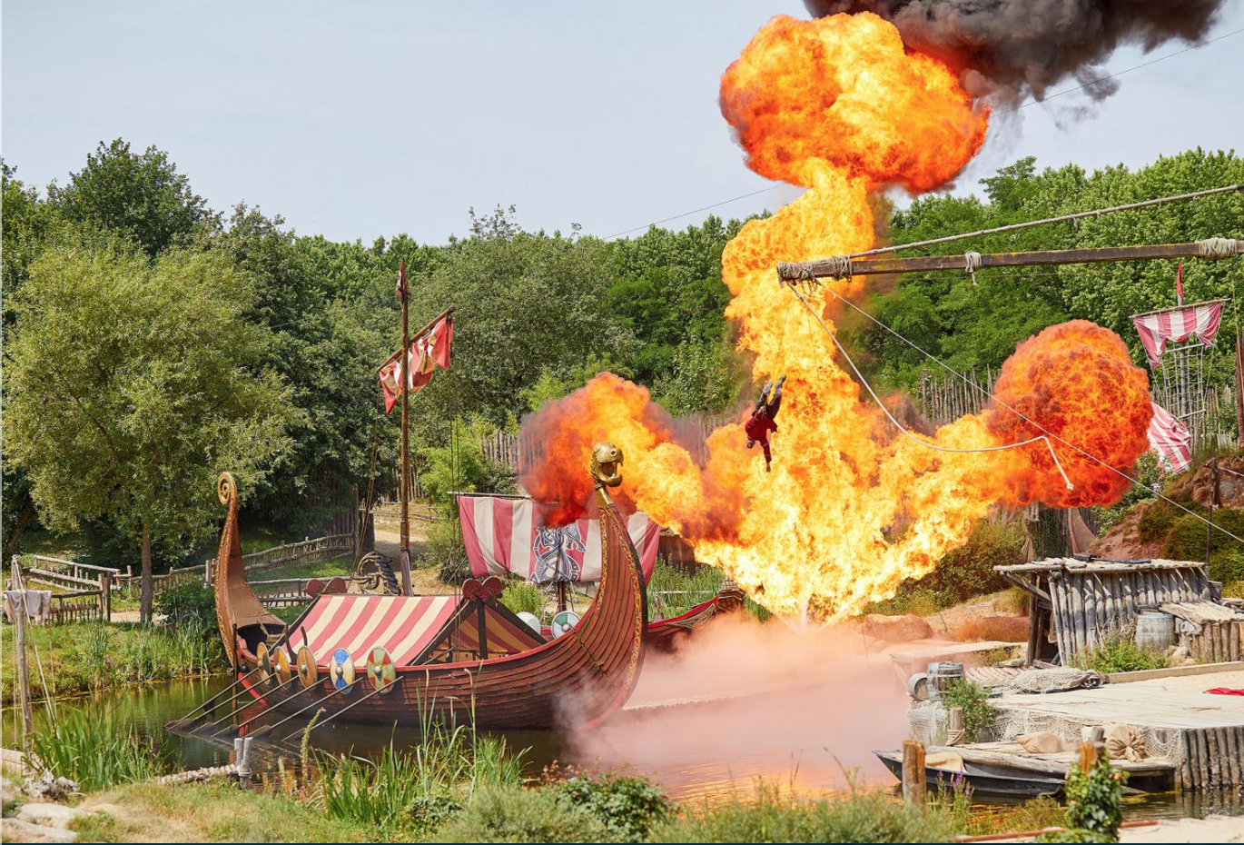 Puy du Fou : simplified user experience thanks to digital